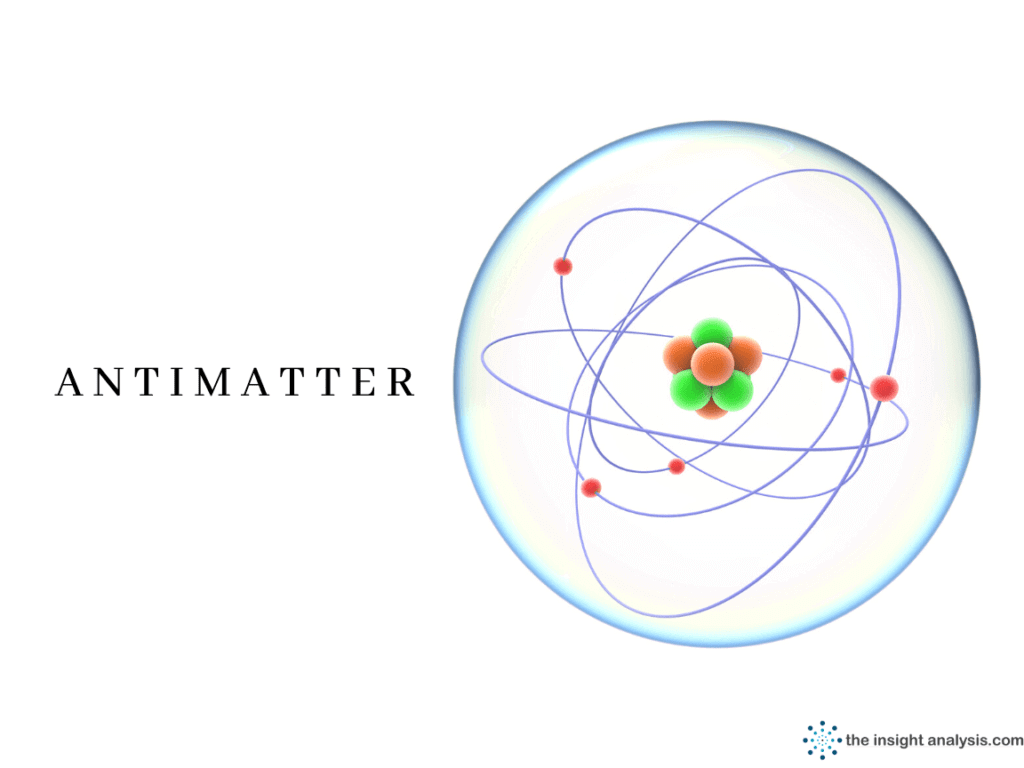 antimatter in physics and chemistry