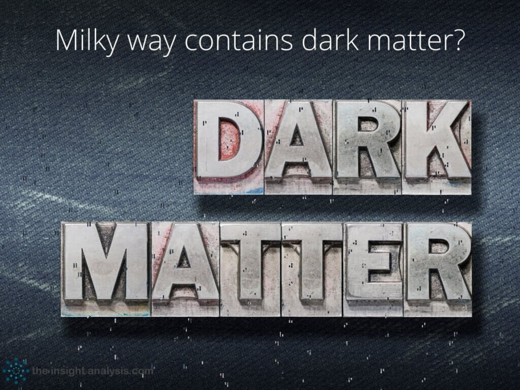 dark matter existence reality