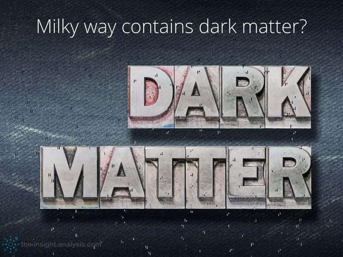 dark matter existence reality